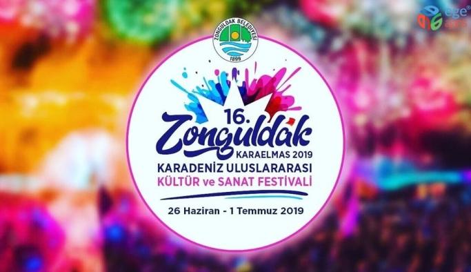 Zonguldak'ta 16. Karaelmas Kültür ve Sanat Festivali iptal edildi