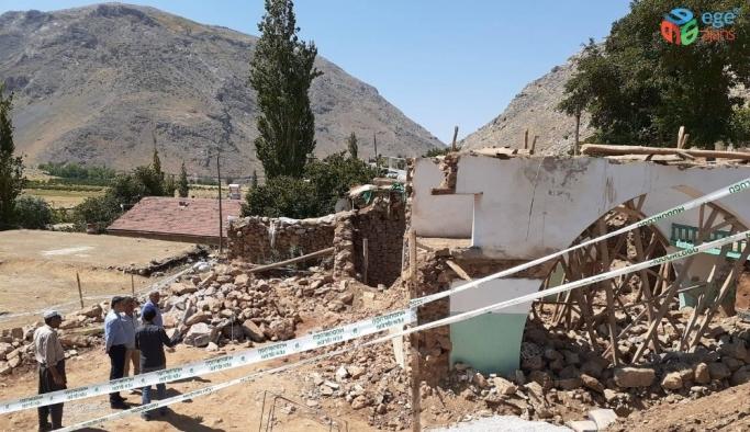 350 yıllık cami restore ediliyor