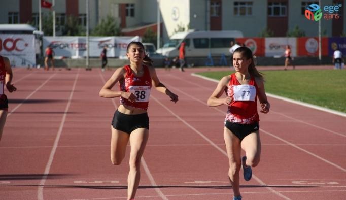 5. Uluslararası Sprint ve Bayrak Yarışları başladı