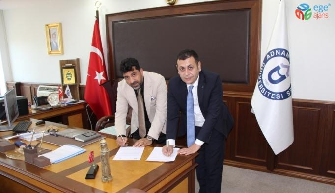 ADÜ ile Aydın Ekonomi Kulübü arasında iş birliği protokolü imzalandı