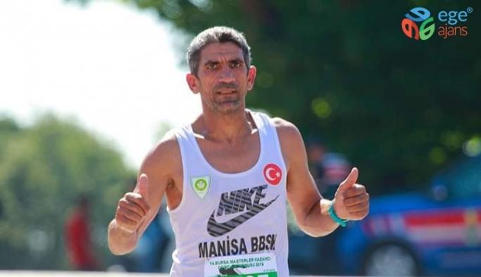 Ahmet Bayram yine madalyayla döndü