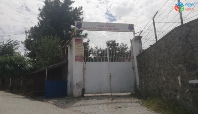 Alaçam cezaevi kapatıldı