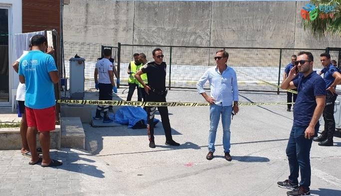 Alanya'da denizde erkek cesedi bulundu