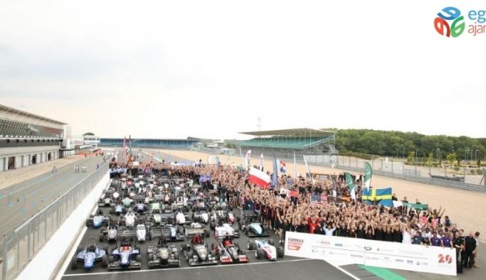 AtaUni Racing Takımı Dünya 3.sü Oldu