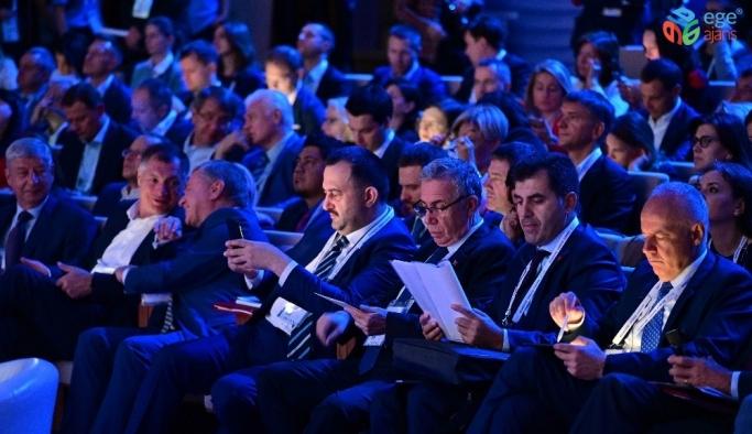 ATO Başkan Yardımcısı Yılmaz, Moskova Kentsel Forumu'na katıldı