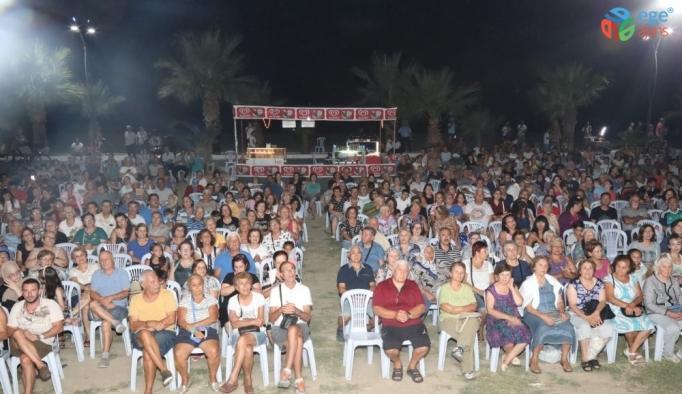 Aydın Büyükşehir Belediyesi'nin 3. Yaz Konserleri başladı
