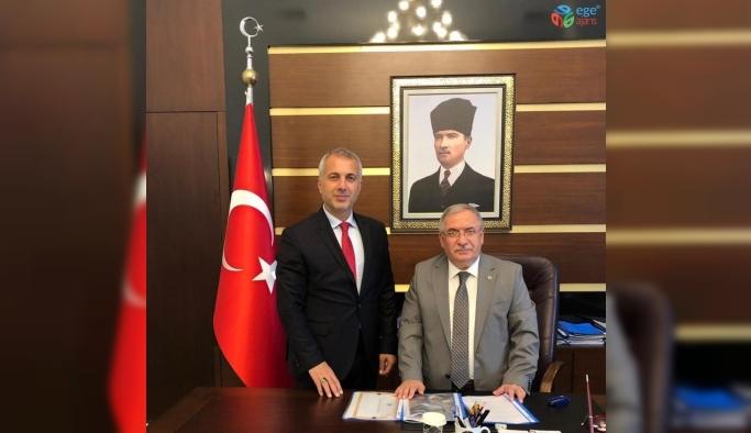 Başkan Babaoğlu sıkıntıları Vali Ahmet Nayir'e iletti