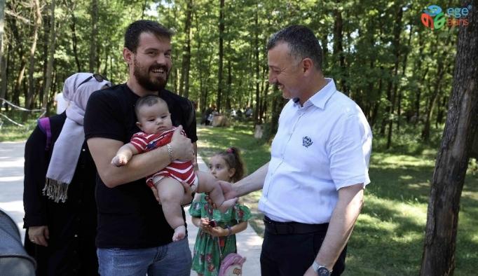 """Başkan Büyükakın, """"Kocaeli'nin turizm yönünü ortaya çıkaracağız"""""""