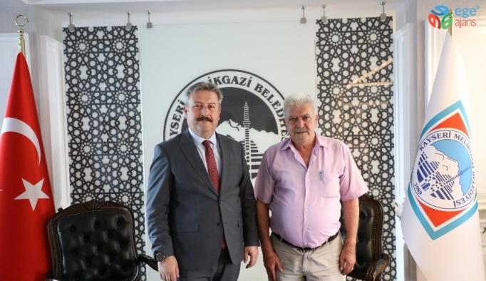 """Başkan Dr. Mustafa Palancıoğlu """"Esnaf Masası projesini önemsiyoruz"""""""