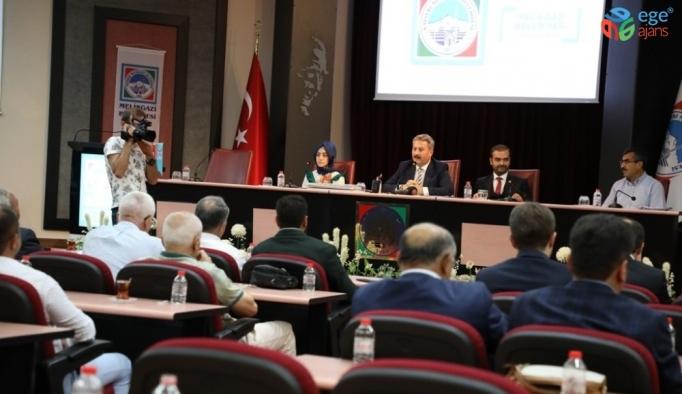 """Başkan Dr. Palancıoğlu: """"Kayseri Basını Melikgazi de birleşiyor, buluşuyor"""""""