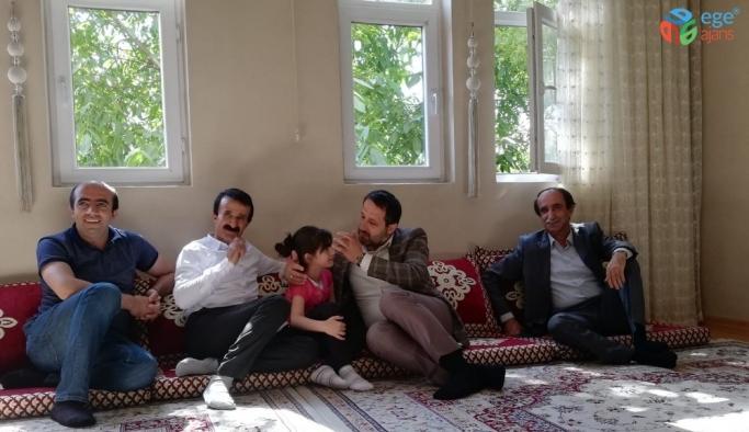 Başkan Gür, şehit ve gazi ailelerini ziyaret etti