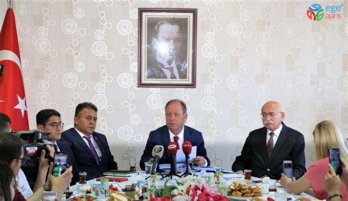 Başkan Oprukçu, Ereğli Belediyesinin mali tablosunu paylaştı