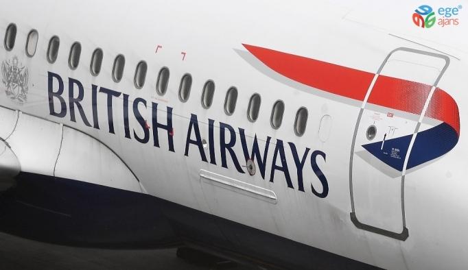 British Airways'e veri ihlali nedeniyle rekor ceza
