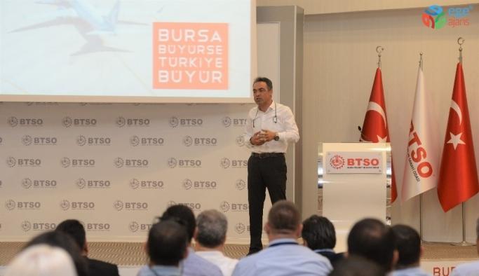 BTSO Lojistik A.Ş. ihracatta hız ve maliyet avantajı sağlıyor