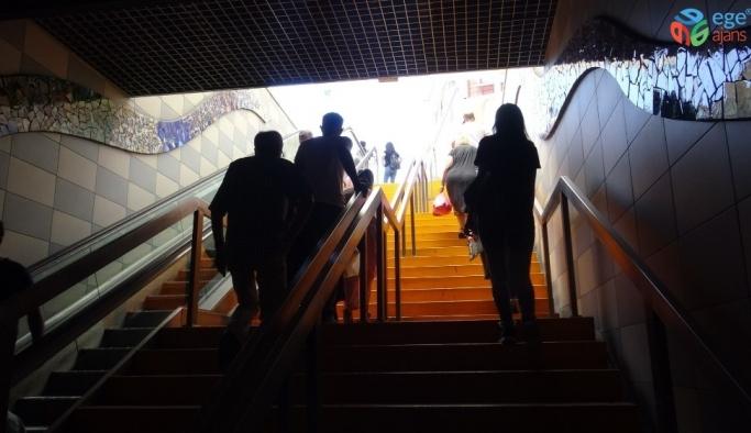 Bursa'da elektrikler gitti, hayat durdu