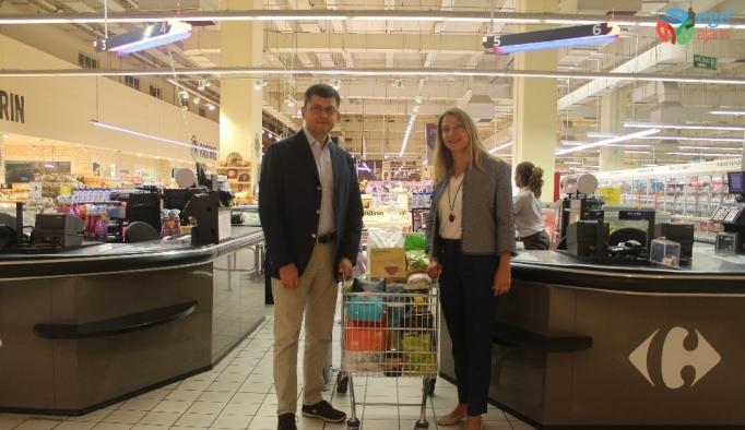 CarrefourSA ve Chippin'den kolaylık sağlayacak işbirliği