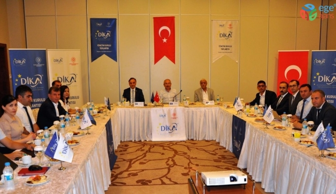 DİKA Mardin'de toplandı
