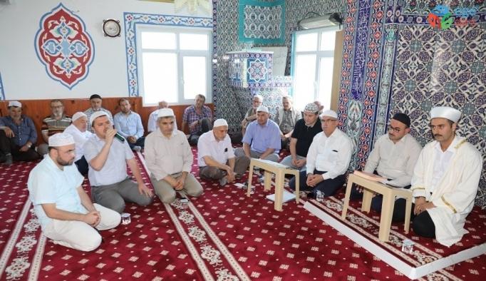 Dikenli Köyü'nde hayır cemiyeti düzenlendi