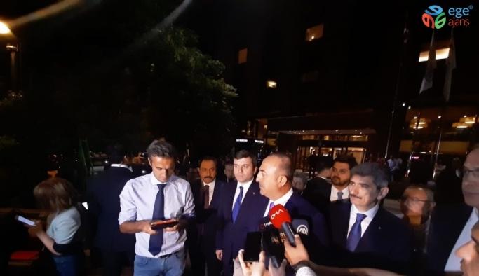 """Dışişleri Bakanı Çavuşoğlu: """"Belaruslu diplomatın sağlığı iyi"""""""