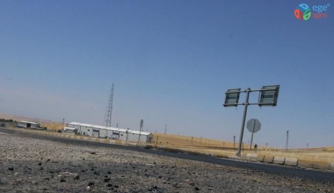 Diyarbakır sıcağından kaçan vatandaşlar serinleyecek yer arıyor
