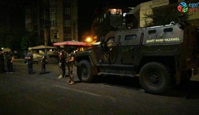 Diyarbakır'da bir eve düzenlenen operasyon sonucu 1 terörist etkisiz hale getirildi