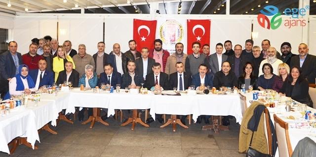 """ERGAB Başkanı Sedat Sevim: """"Bağımsız basın güçlü demokrasinin aynasıdır"""""""