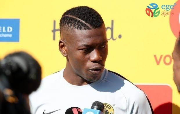 Evkur Yeni Malatyaspor'un yeni transferi Hadebe kampa bekleniyor