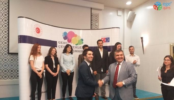 Genç Çevirmenler Yarışması'nın kazananları belli oldu