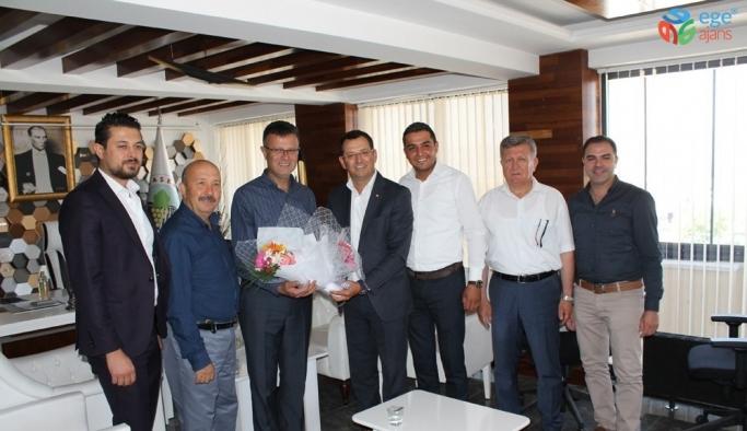 Genç girişimciler Alaşehir'de projelerini anlattı