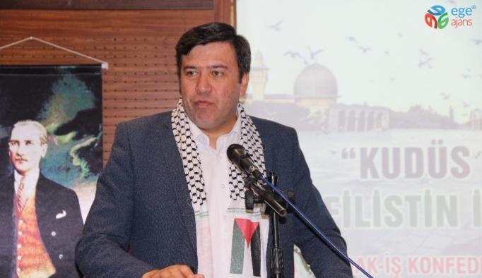HAK-İŞ'TEN Kudüs programına davet