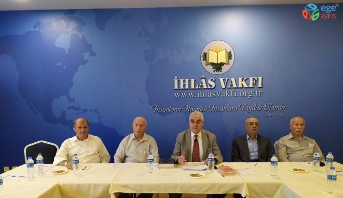 İhlas Vakfı 1'inci ilahiyatçilar buluşması başladı