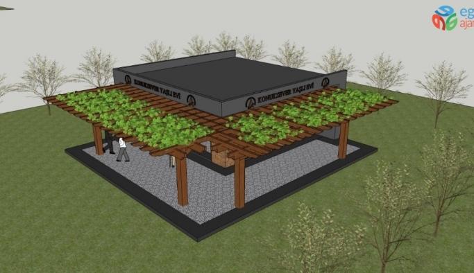 Konuksever'de Yaşlı Evi inşaatı başladı
