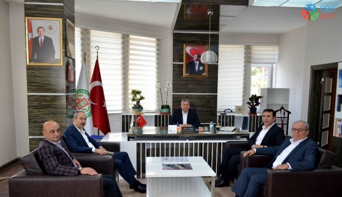 KTO Heyeti Bünyan'da