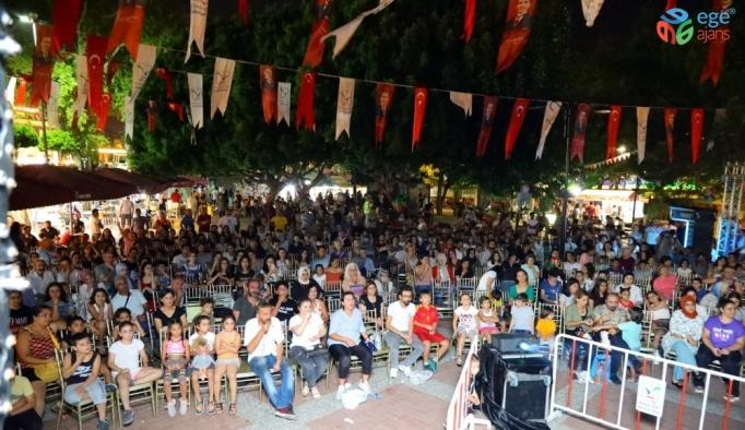 Manavgat Barış Suyu Festivali'nde nostalji