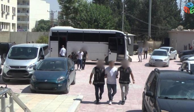 Mardin'de tefeci operasyonu: 6 gözaltı