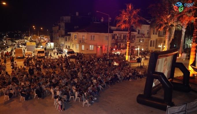 Mudanya'da sinema günleri başlıyor