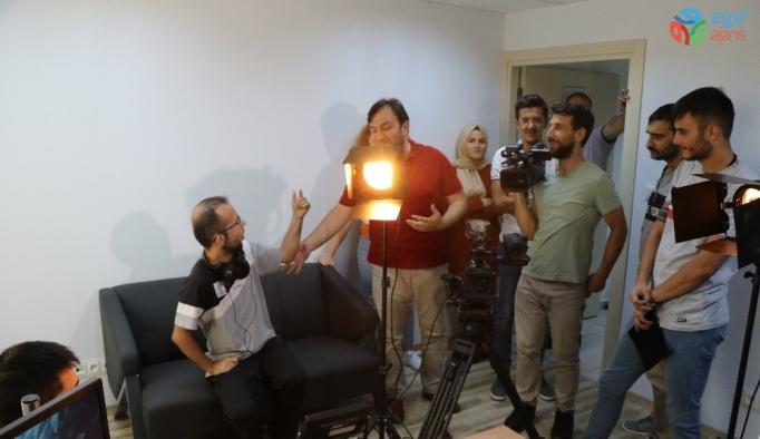 (Özel) Ahmet Can'ın yönetmenlik hayalini öğretmenleri gerçekleştirdi