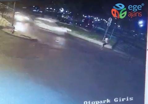 (Özel) İstanbul'da alkollü sürücü dehşeti kamerada