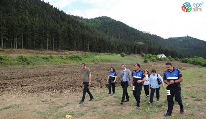 Şavşat Belediyesi tarımsal kalkınma projesini hayata geçirdi