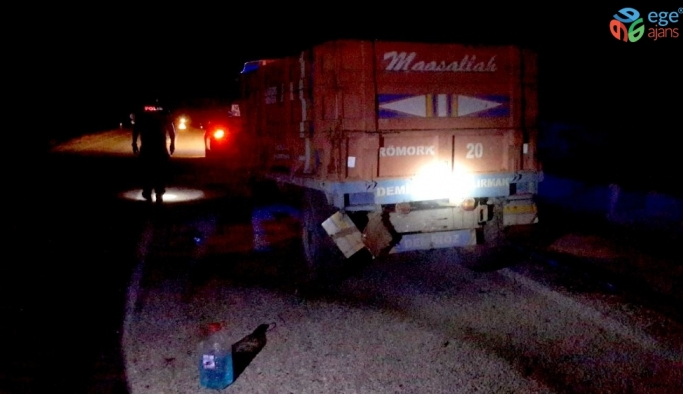 Sungurlu'da zincirleme kaza: 1 ölü, 1 yaralı