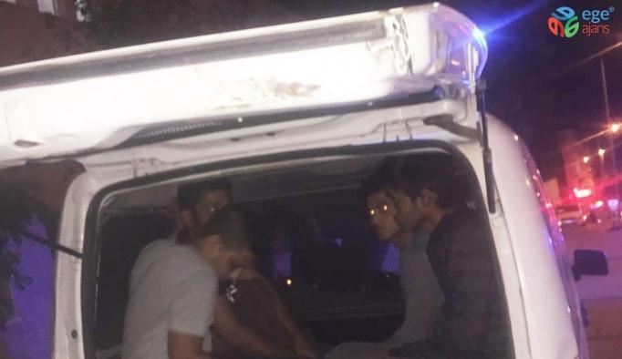 Tekirdağ'da 9 kaçak göçmen yakalandı