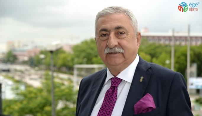 """TESK Genel Başkanı Palandöken: """"Milletimizin başı sağolsun"""""""