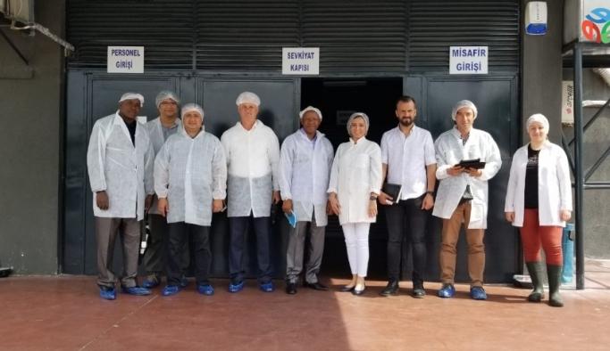 TİKA'dan Gine Hayvancılık Bakanlığı uzmanlarına eğitim desteği