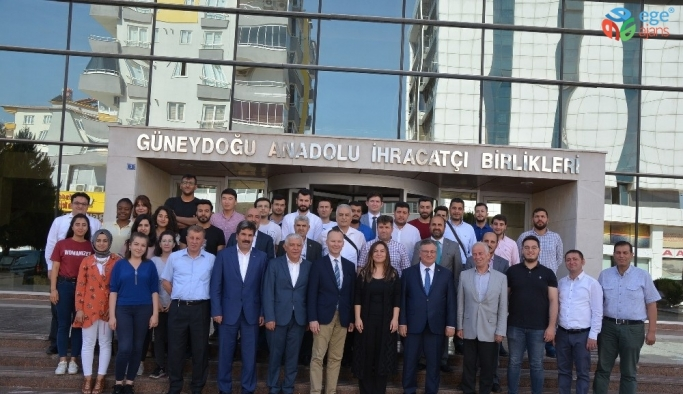 TİM Halı Sektör Kurulu Gaziantep'te toplandı