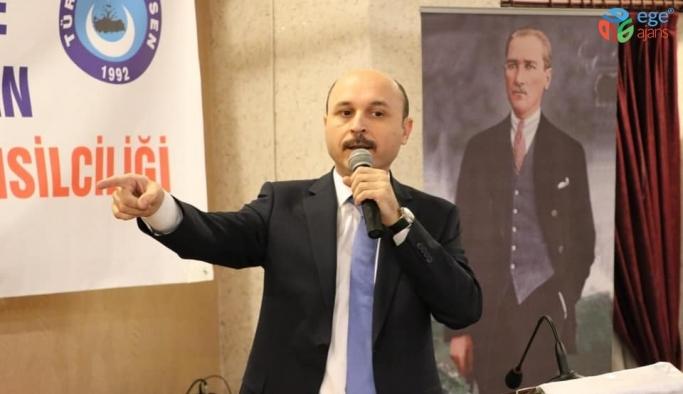 Türk Eğitim-Sen'den sözleşmeli öğretmenlerin eylemine destek