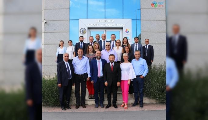 Türk-Yunan KOBİ'leri için işbirliği faaliyetleri başlıyor