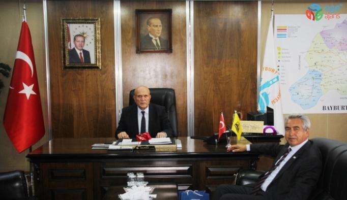 UNESCO Dede Korkut sertifikası Başkan Pekmezci'de