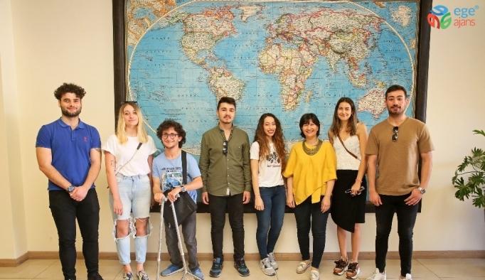Üniversite öğrencilerinden engelsiz belgesele destek
