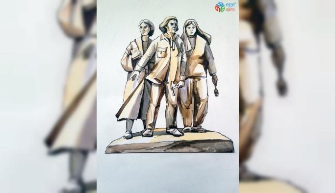 """Uygur: """"Halet Çambel'in heykeli Adana'ya dikilmeli"""""""
