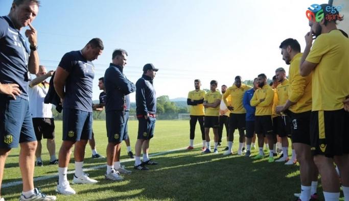 Yeni Malatyaspor Avrupa maçları için futbolcu listesini yarın sunacak